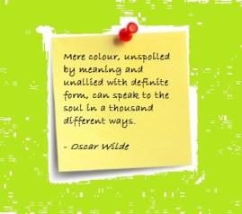 Colour post it 2