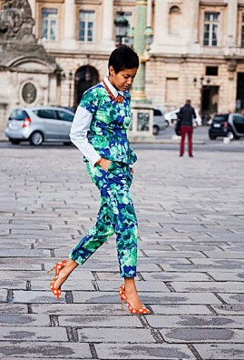 3. Head to Toe Floral