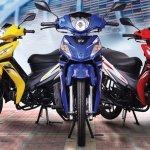 Modenas Kriss MR2 110cc – Motosikal Mampu Milik RM 3,890 Kini Di Pasaran