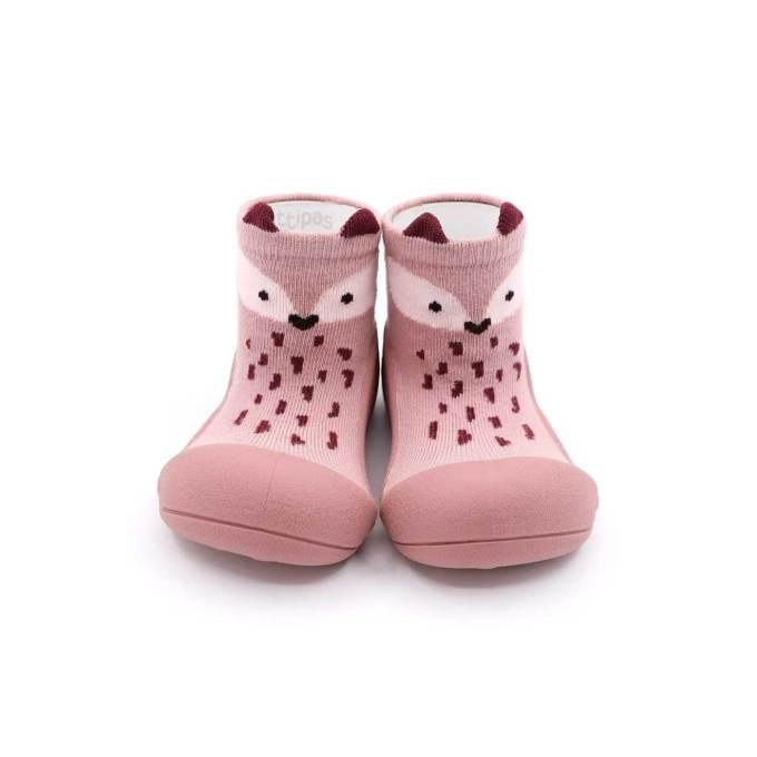 Calcetines suela fox rosa Attipas