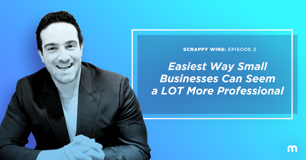 Easiest Way Small Businesses Can Seem A Lot More Professional