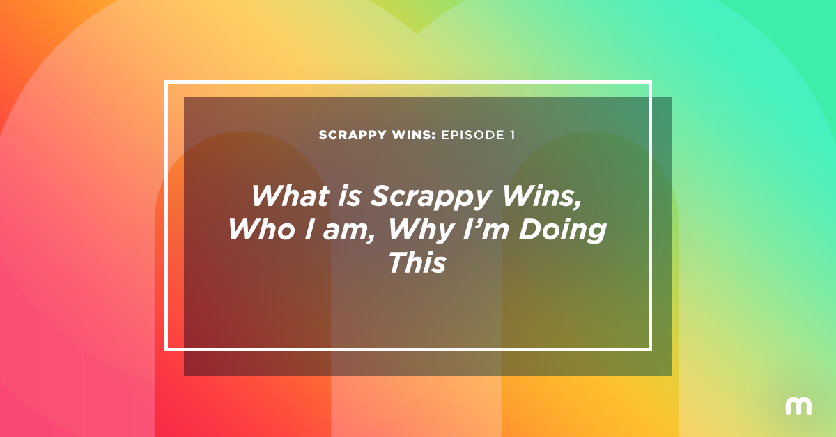 Scrappy Wins Episode 1