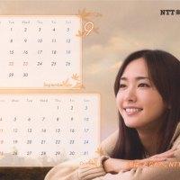 Yui Aragaki NTT East Japan calendar