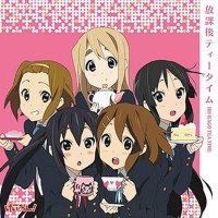 K-On! anime character album tops chart