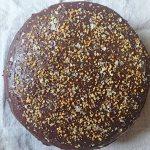 Bee Pollen Chocolate Cake