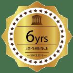 hơn 6 năm kinh nghiệm quà tặng kim loại mạ vàng tặng khách hàng doanh nghiệp đối tác sự kiện