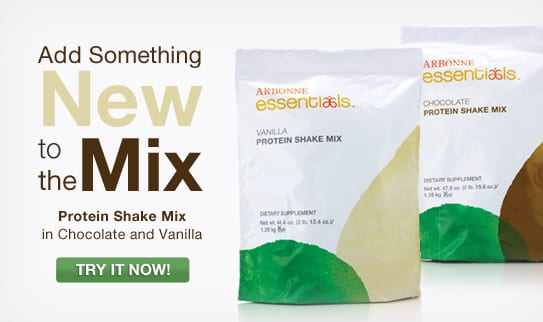 arbonne protein shake review
