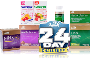 advocare 24 day challenge guide