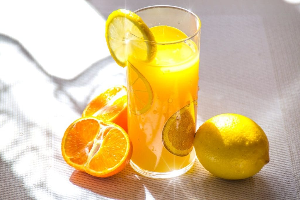 how to boost your energy with lemon juice