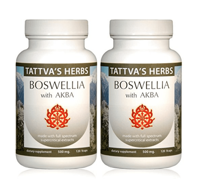 boswellia complex reviews