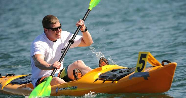 9 of the Awesome Health Benefit Of Kayaking