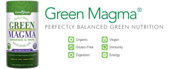 Green Magma Tablets reviews
