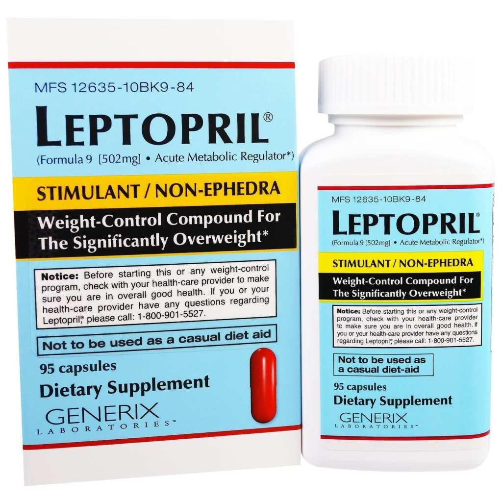 leptopril diet review