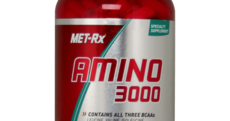 MET-Rx Amino 3000 Review