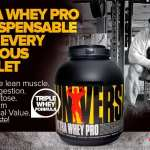 Universal Whey Protein Review