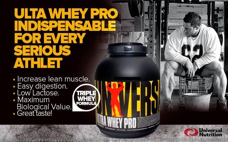 Universal Whey Protein powder