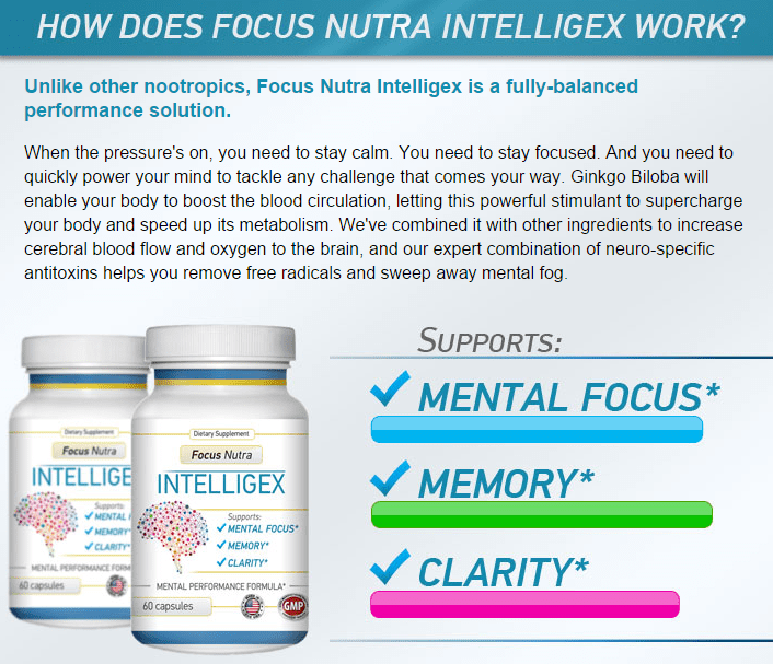 Intelligex reviews