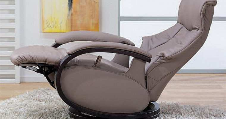 The Health Benefits of Recliner Chairs!