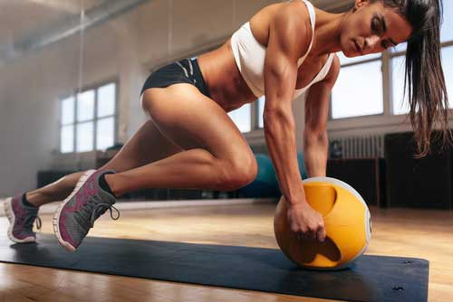 6 Effective Exercises for Building Muscle Strength and Losing Weight