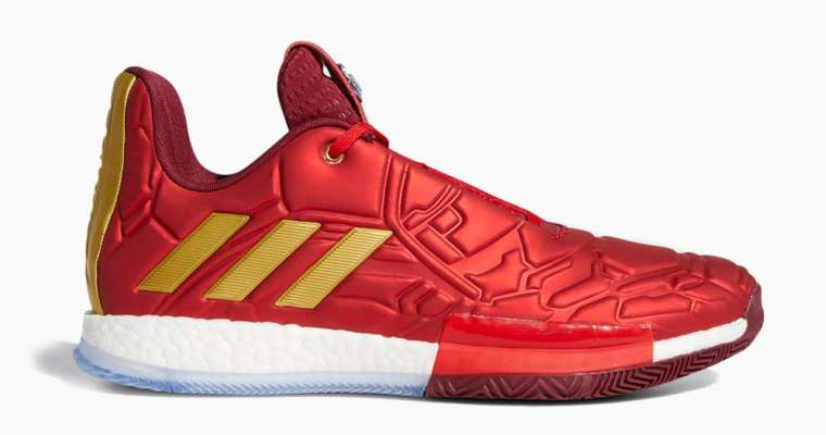 "Adidas Releases Avengers ""Heroes Among Us"" Sneaker Collection"