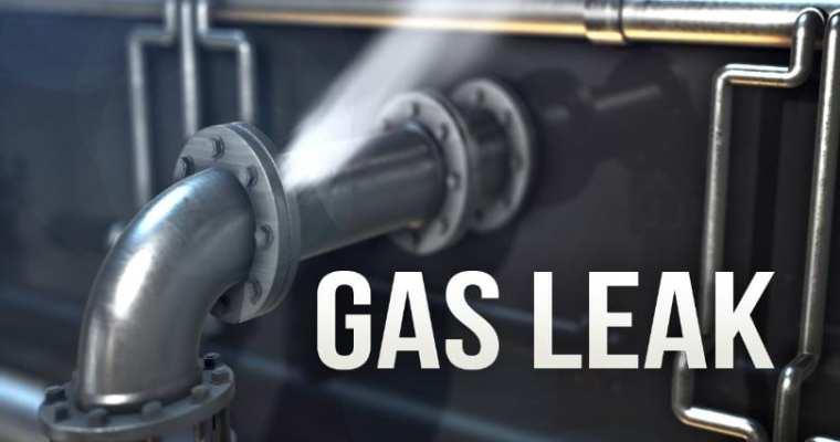 Combustible gas leak detectors