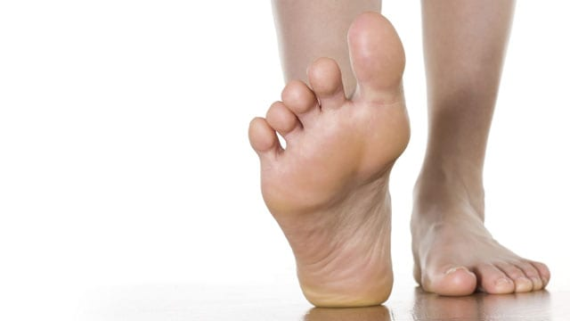 How I Improved my feet issues at 50 years old in only one month?