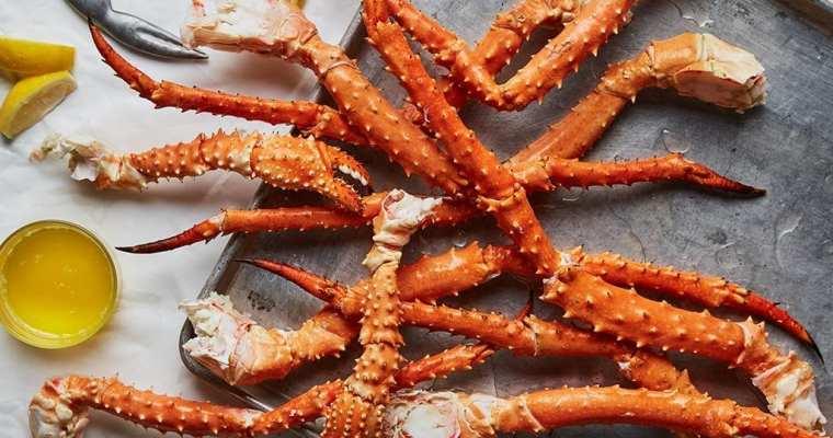 Best Alaskan king crab legs for affordable price
