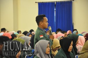 Visiting FMIPA UB, 200 students of UIN Raden Intan Lampung enthusiastically continued their studies