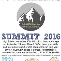 MIPA Organizes Journalism Summit Sept. 24