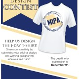 J-Day 2017 T-shirt contest opens!