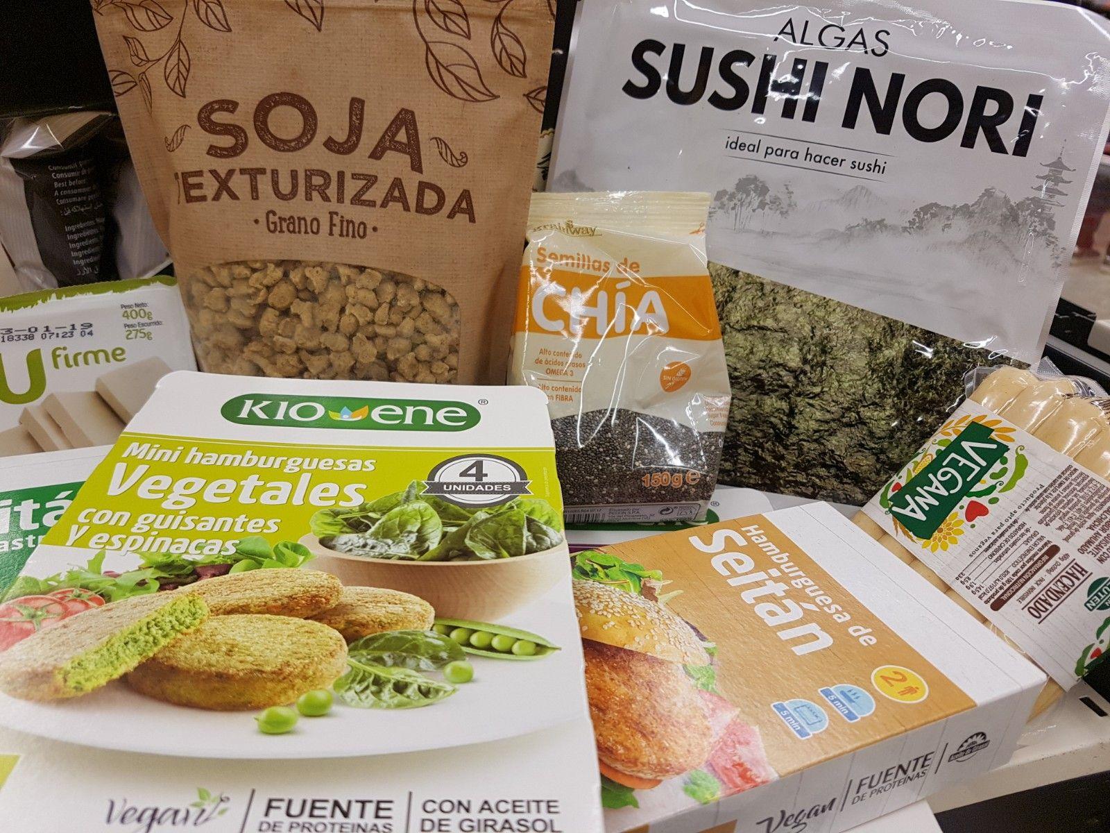 dieta con productos mercadona