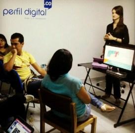 Capacitaciones en maerketing digital - Agencia Perfil Digital. 2013
