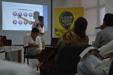 2016 - Charla de Marketing digital para PYMES, organizado por Publicar S.A.S.