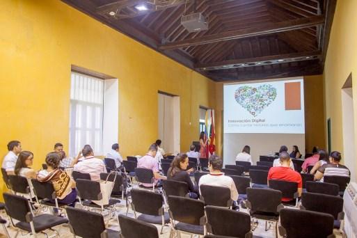 Seminario de Gestión Estratégica de redes sociales para empresas. REDTIC. Cartagena. 2015