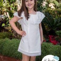 Vestido Blanca
