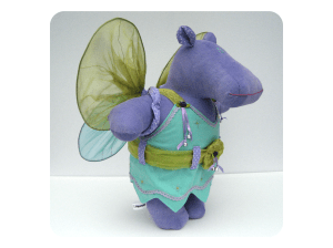 tinky stuffed hippo plush