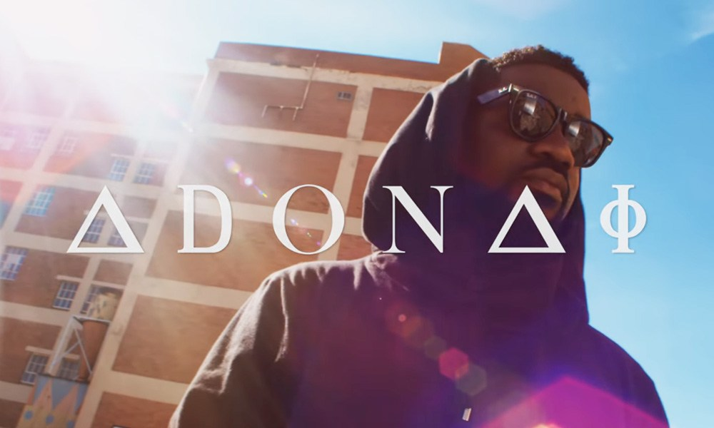 Sarkodie's Adonai hits 60million views on YouTube. Photo Credit: Official Sarkodie/YouTube