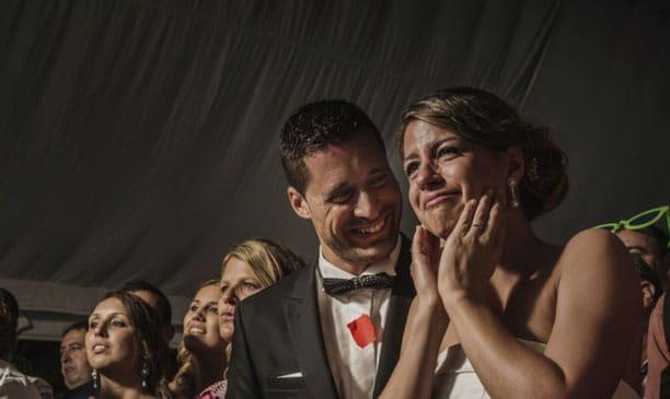ansiedad por boda