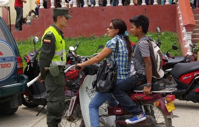 Policía asumirá el control de la movilidad en Mocoa