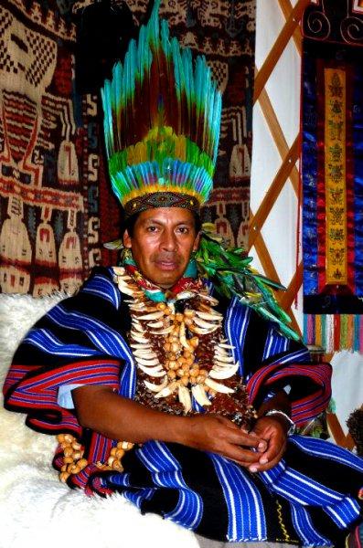 Indígena Putumayense apresado en Estados Unidos
