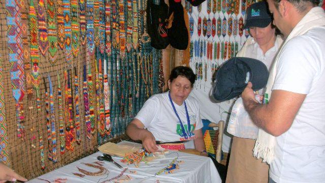 Putumayo en BioExpo 2010