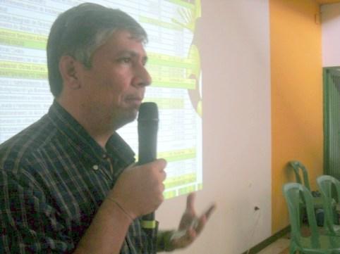 JoséMiguel Galindo, Superintendente de Operaciones Putumayo