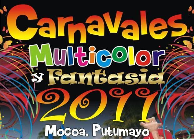 Carnaval de Mocoa 2011 – Programación