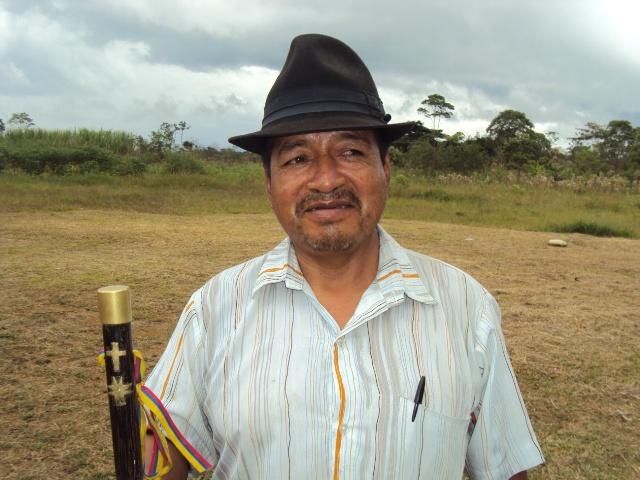Ecopetrol y el Estado Colombiano no quieren reconocer la presencia de las comunidades de los Pastos en el Putumayo