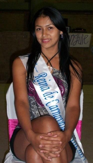 Reina actual del Carnaval de Mocoa 2010