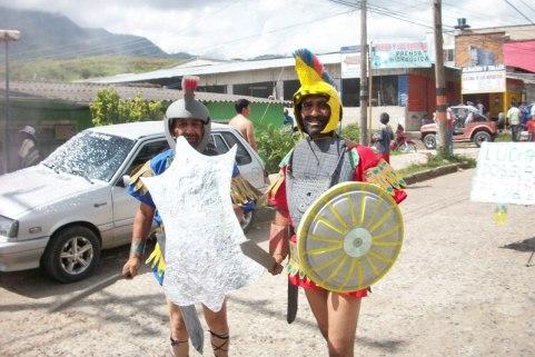 Gladiadores del Reciclaje