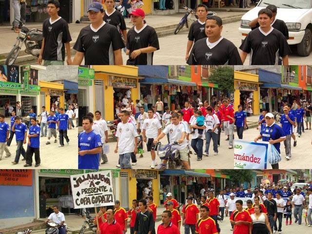 Comienza el fútbol recreativo en Mocoa