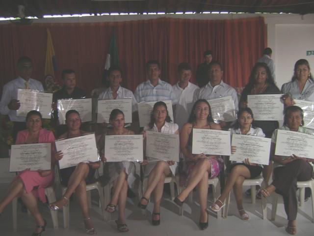 Educadores, protagonistas de sus regiones.