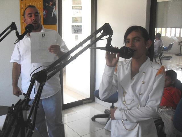 José Manuel Fuentes y Sarita Fuentes