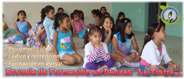 Foto principal escuelita de danzas la tierra 1